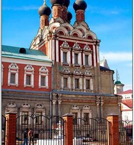 Храм Николая Чудотворца, что на Болвановке