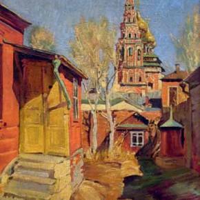 Виноградов С.А Кадаши. 1920