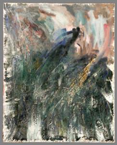 Д.П. Федорин. Исход, холст, масло, 2004 г.