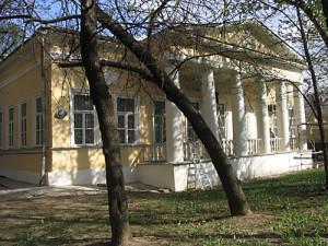 Дом Кушникова-Всеволожского