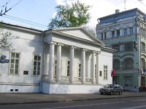 дом Тургеневой