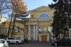Пречистенка. Дом Дениса Давыдова.