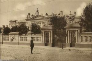 Пречистенка. Особняк Коншиной. 1910.